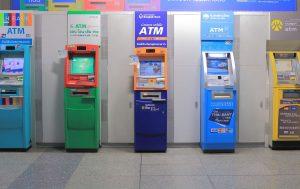 huyển tiền khác ngân hàng qua cây ATM